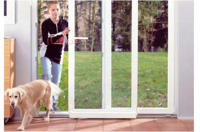 Parallel-Schiebe-Kipp-Türen und Fenster